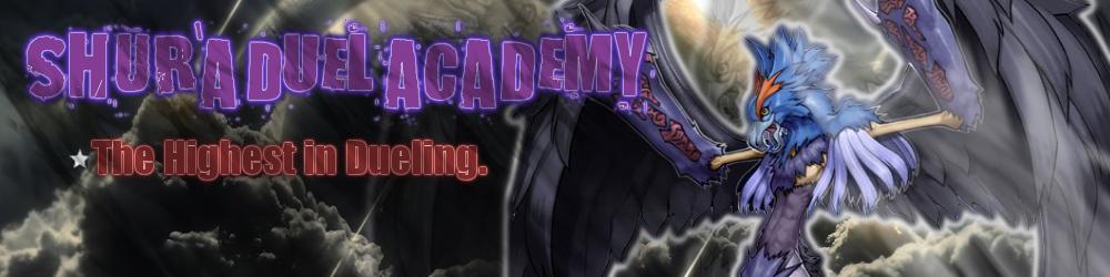 Shura Duel Academy