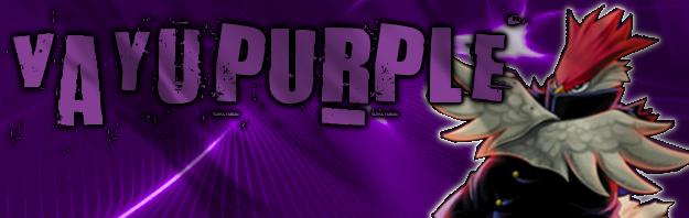Vayu purple