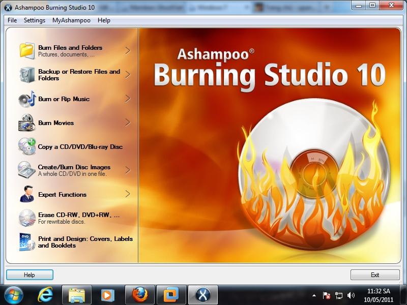 Bản ghost Windows 7 Ultimate SP1 32 bit, Office 2010 Ashampoo_zps4e1821b6