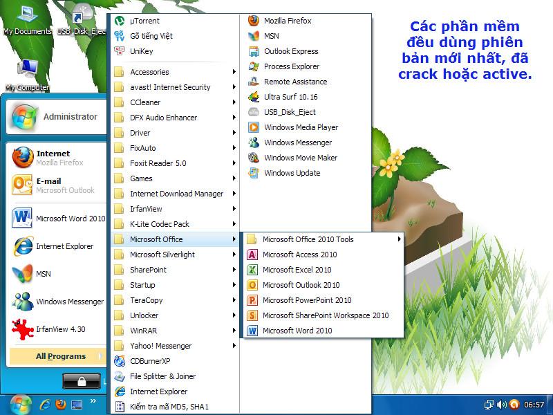 Ghost WinXP SP3 nguyên gốc (ko lược bớt win), Office 2010 SP1, ghost cho máy laptop i5, i7, máy để bàn, fullDrivers, fullUpdate, fullSoft Startmenu2_zps0274afeb