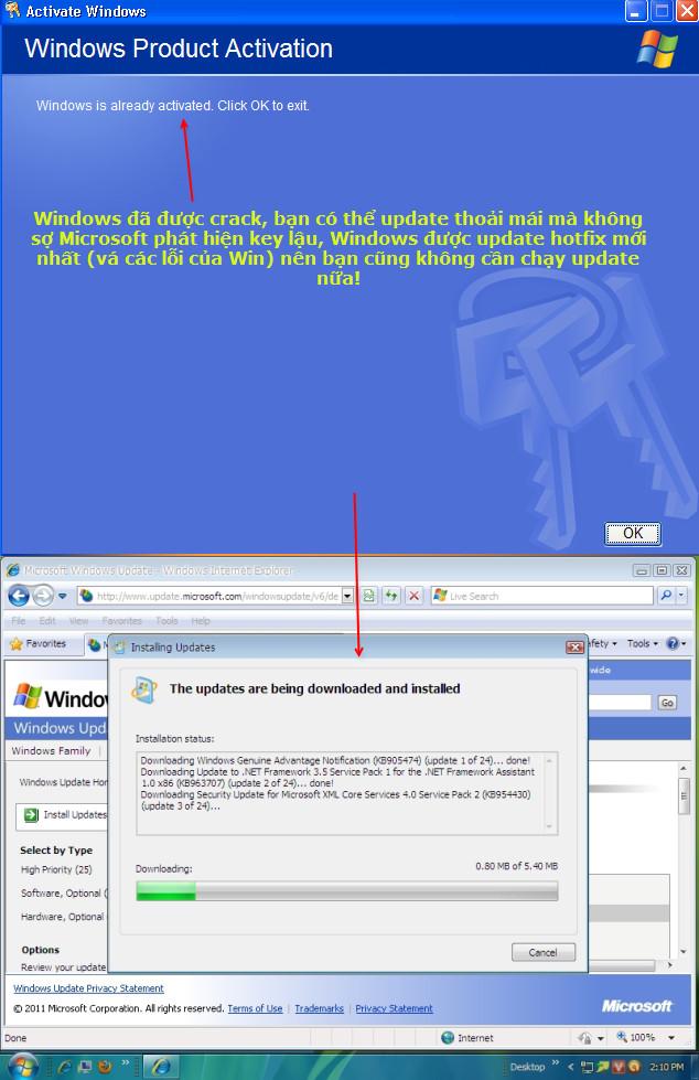 Ghost WinXP SP3 nguyên gốc (ko lược bớt win), Office 2010 SP1, ghost cho máy laptop i5, i7, máy để bàn, fullDrivers, fullUpdate, fullSoft Updatewin_zps30695152