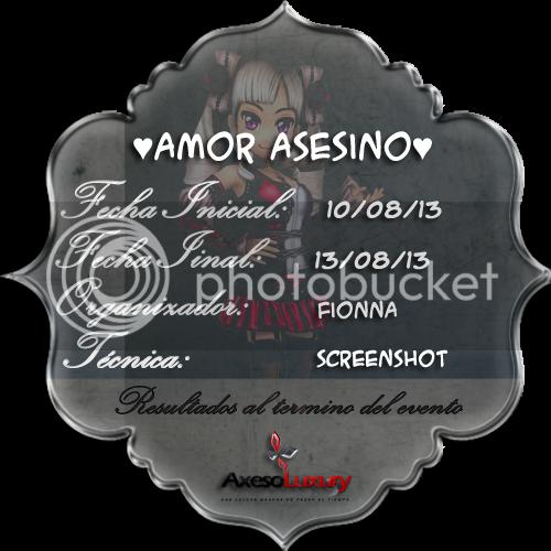 [AUD][AxLuxury][Evento Multimedia] ♥Amor Asesino♥ [10-13/08/13] 3_zps1515d76a