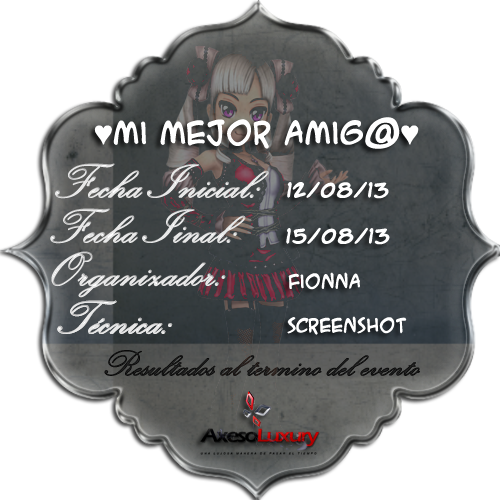 [AUD][AxLuxury][Evento Multimedia] ♥Mi mejor amig@♥ [12-15/08/13] 7_zpsb9a50c92