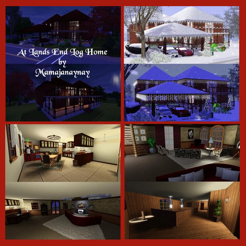 Richly Squared & At Land End Log Home 2ndhouse1_zpsd9fb828b