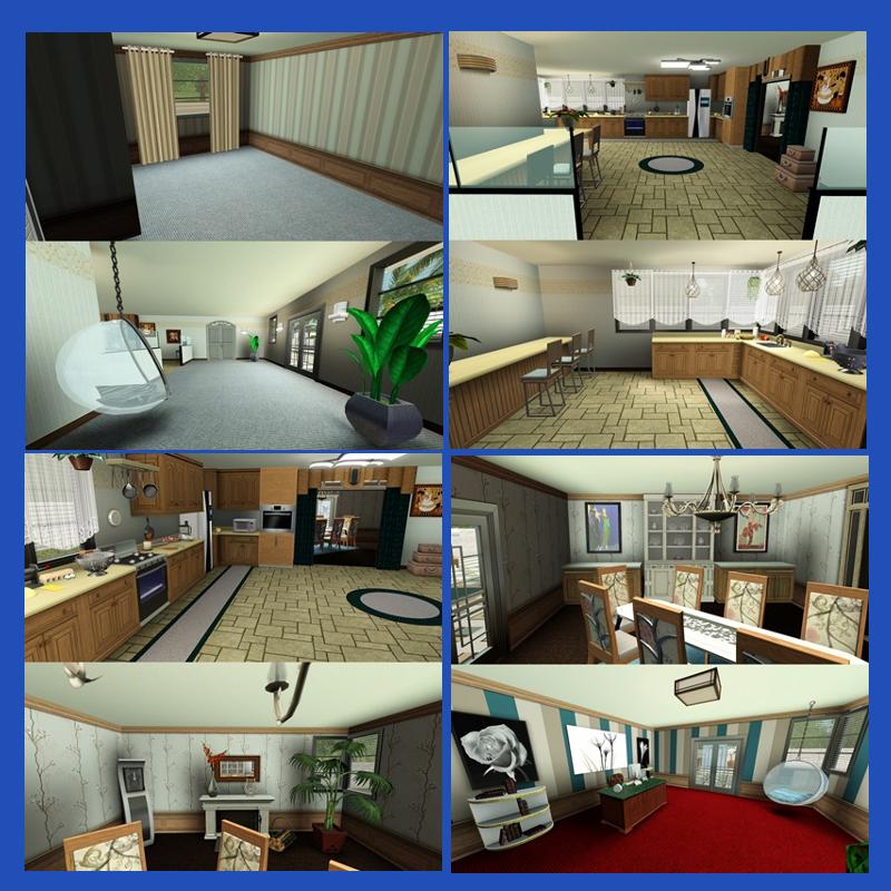 Richly Squared & At Land End Log Home House2_zps76c9ed6b