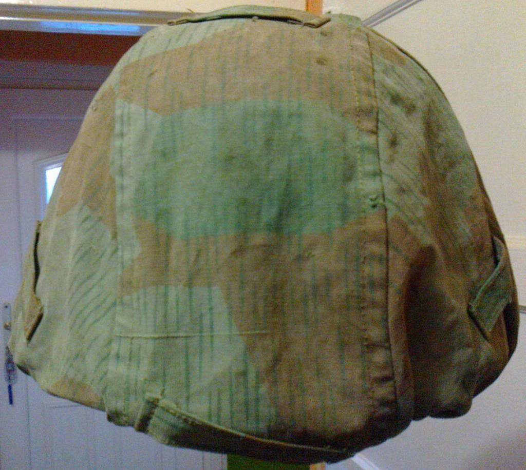 Swiss/Swedish helmet cover? Photo0280