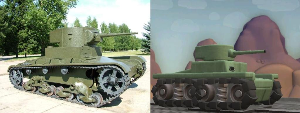 Vehículos De La Guerra Civil Española: T-26. C1703cd7ed00a142ad454f7051adc7e9_zpsb9e4b2b2