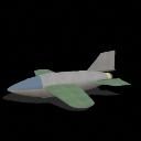 Los aviones que (supuestamente) salvarian a Alemania. VonBraunVTOInterceptor_zps5e45e375