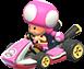 Guía de todos los personajes de MK8 MK8_Toadette_zps9184a242