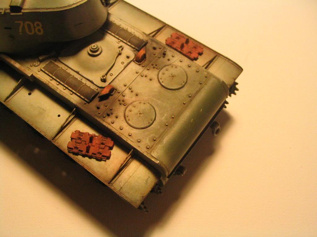 [blackhawk] KV-1 heavy cast turret tank 1942 1/35 IMG_8289_zps84369c6c