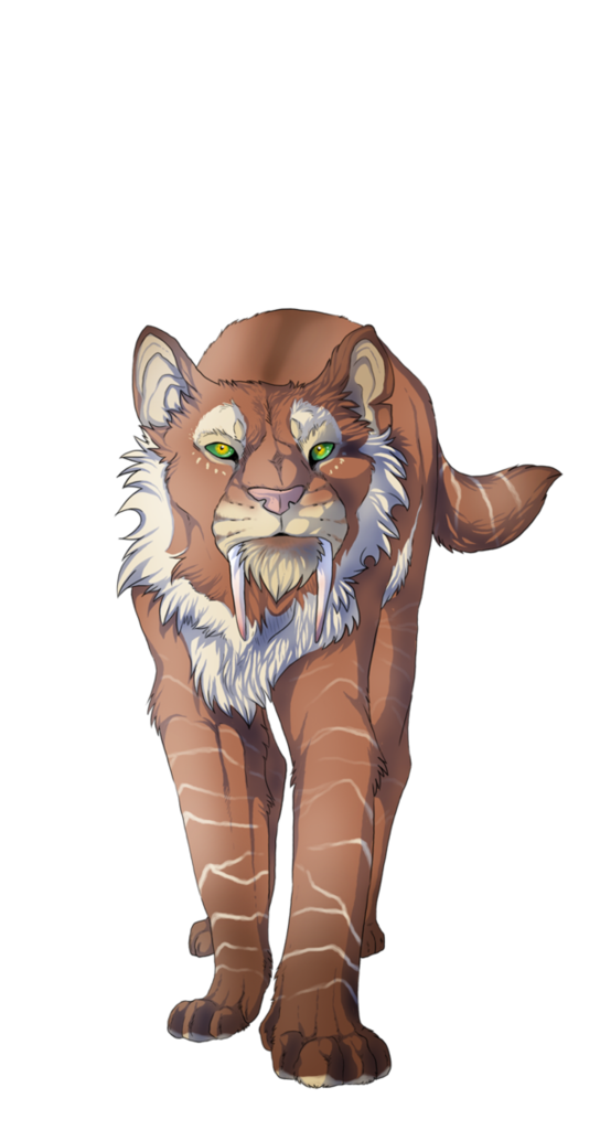 Krimson City [Mind of a Madman] - Page 3 Saber_tooth_tiger_by_raven_moon_wolf-d4vnkxy_zpsycq7lupc