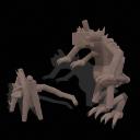 Las Cavernas de Alegorn CriaturasPetrificadas1_zps046b67f5