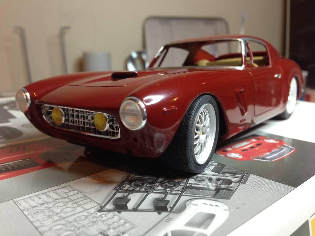 Ferrari 250 SWB Lusso, Jaguar et Ferrari F-12. IMG_5918_zps8e899087
