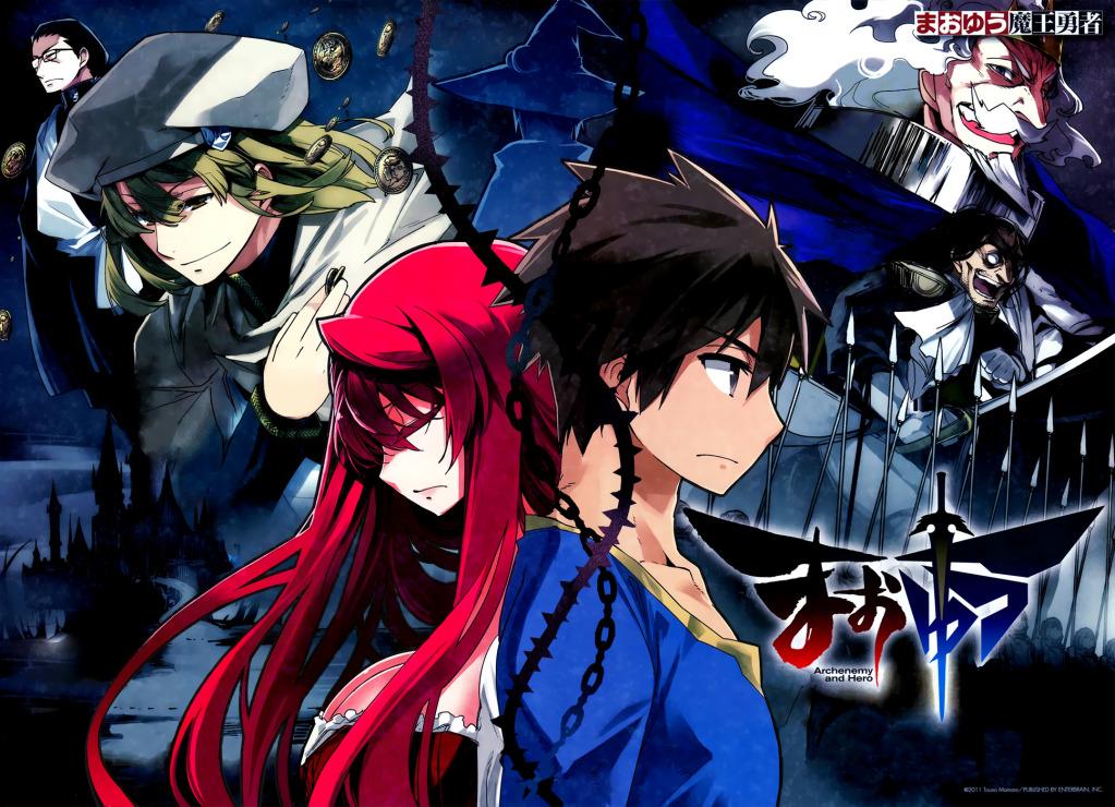 cual es el anime de la imagen Yuusha2