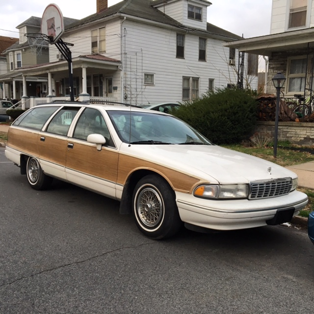 """1993 Chevy Caprice Wagon (not necessarily a """"build""""; daily driver...) Image1"""