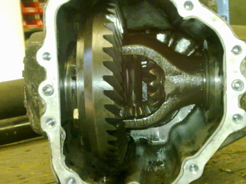 mini prop and rear diff justy  28062010295