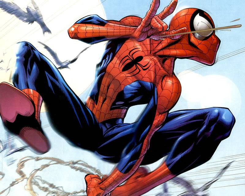 ELIGE TU SUPER-HEROE DE COMIC FAVORITO. Ultimate-spider-man