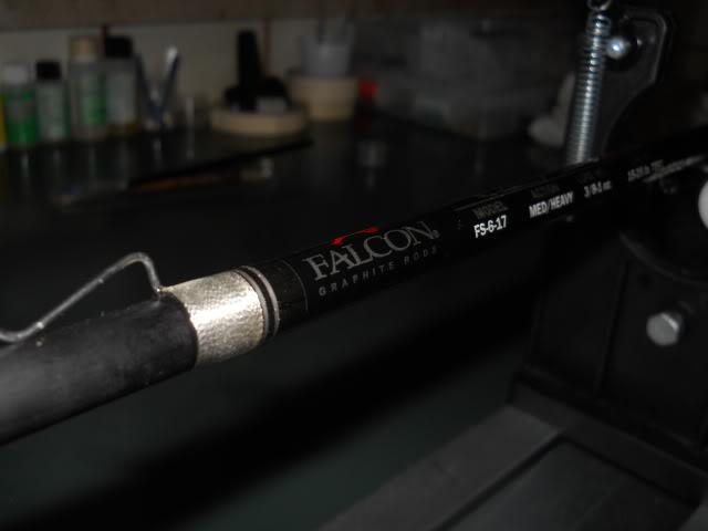 [spin] Falcon Original  FS 6-17 Work in progress.......a famo strana DSCN0407