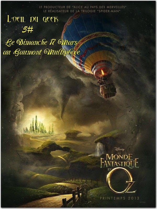 L'oeil du GeeK 5# le monde fantastique de Oz Le-Monde-Fantastique-dOz_zpse3fd58f7