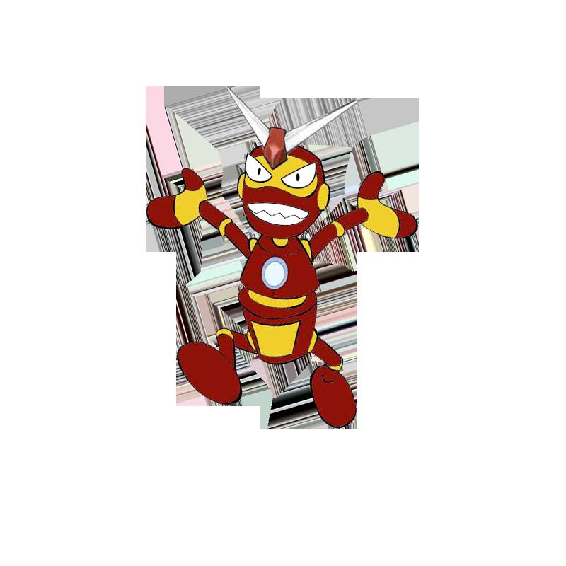 Une mascotte pour Critical Mecha Nonomechant_zps5a4c372c