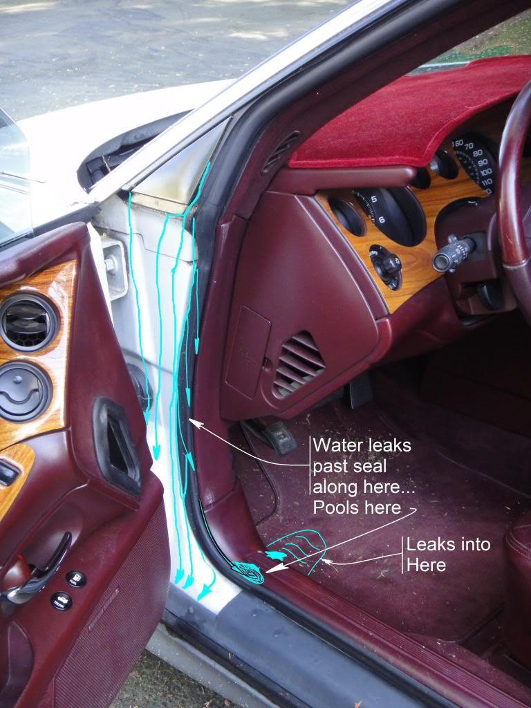 FAQ: Wet Carpet - Interior Leak Problems - Page 4 Water_Ingress_zps5765fae9