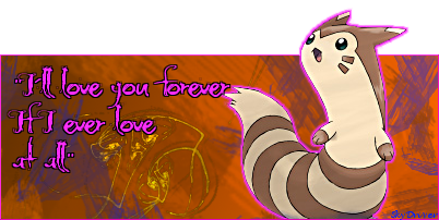 If You (in real life) could have a pokemon as a pet... Furret_zps57f579ea