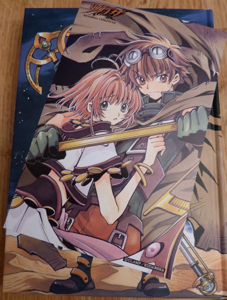 Tsubasa Reservoir Chronicle: la réédition en volumes doubles - Page 3 P1090194_zps4a84689f