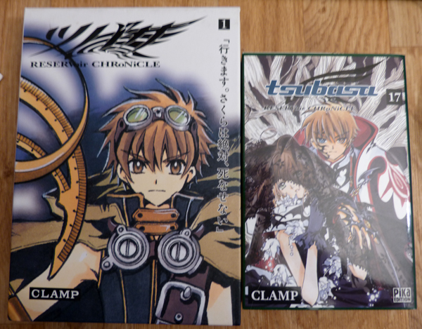 Tsubasa Reservoir Chronicle: la réédition en volumes doubles - Page 3 P1090195_zpsbede42fc