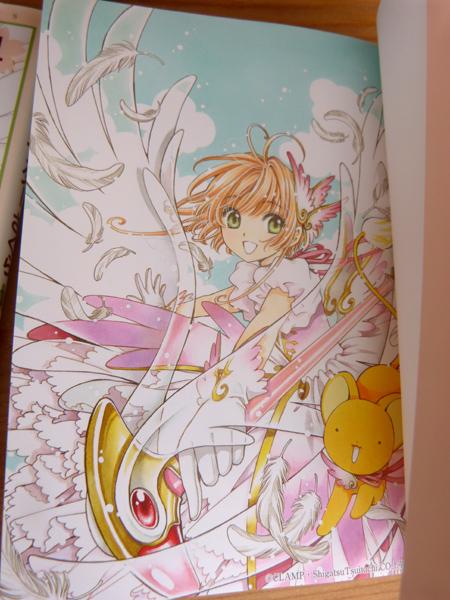 Nouvelle édition de Card Captor Sakura en 9 volumes P1120176_zpszxedwqqu