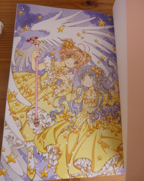 Nouvelle édition de Card Captor Sakura en 9 volumes P1120180_zpsdyqbs8k5