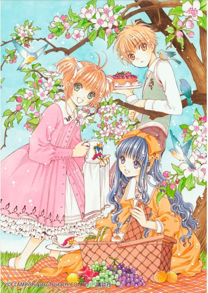 Nouvelle édition de Card Captor Sakura en 9 volumes - Page 3 Illu_vol5_zpsgh7dvpry