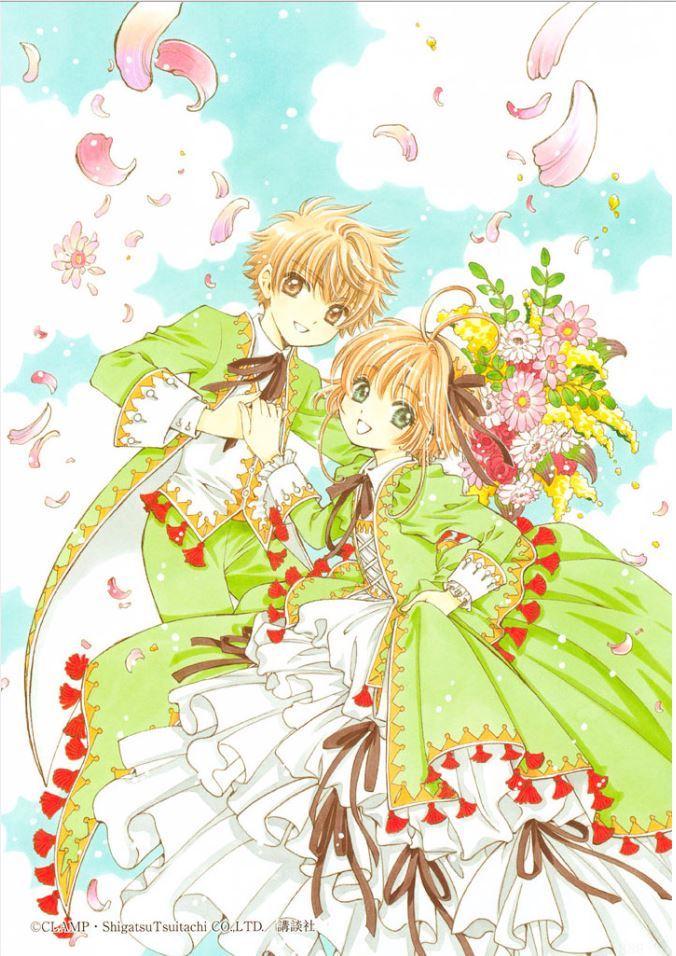 Nouvelle édition de Card Captor Sakura en 9 volumes - Page 6 Illu_vol9_zpspgtfcfog