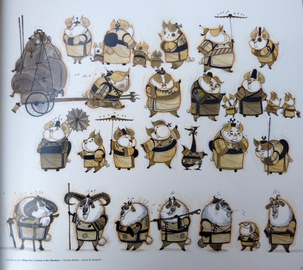 [Livre] Le Making of de Kung Fu Panda P1030610_zpsc2f6dfc5