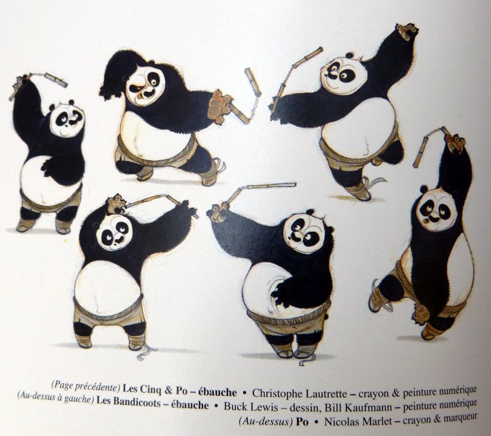 [Livre] Le Making of de Kung Fu Panda P1030611_zps57def7aa
