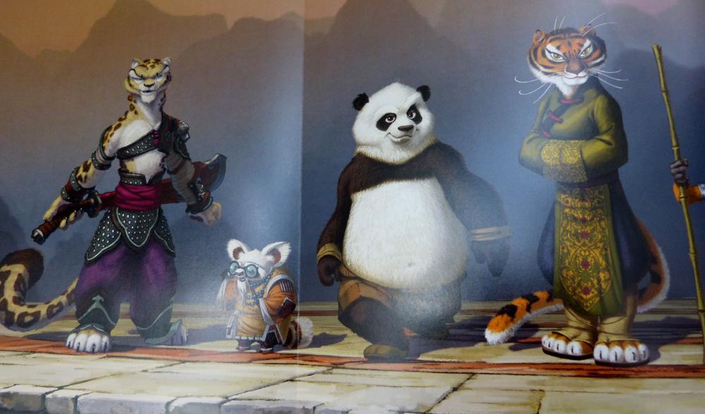 [Livre] Le Making of de Kung Fu Panda P1030612_zpseb1c3e52