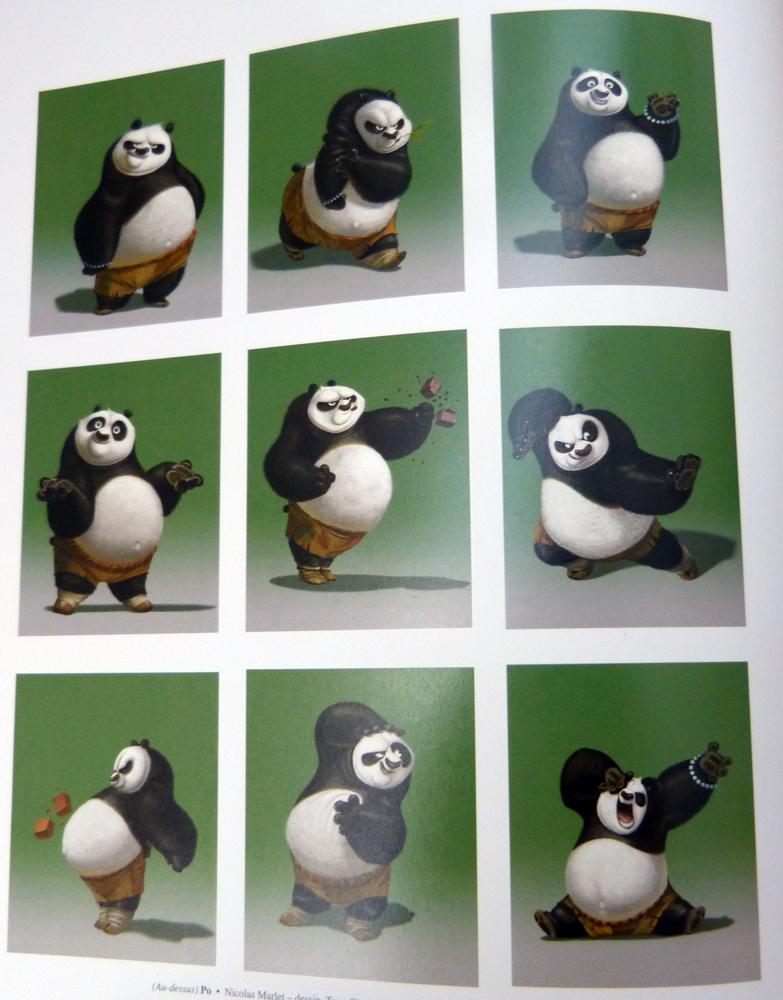[Livre] Le Making of de Kung Fu Panda P1030613_zps8206c71a