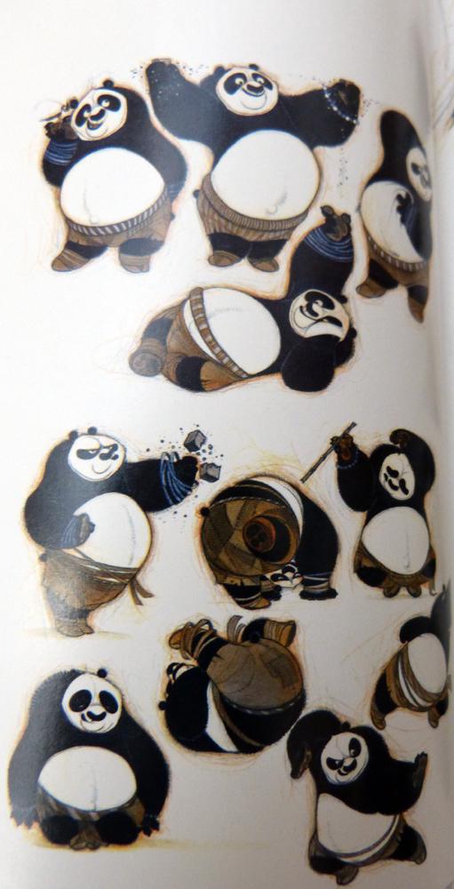 [Livre] Le Making of de Kung Fu Panda P1030615_zpse53ec412