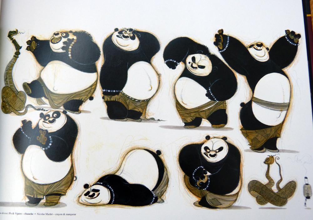 [Livre] Le Making of de Kung Fu Panda P1030617_zps835dae80