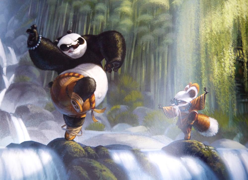 [Livre] Le Making of de Kung Fu Panda P1030618_zpsc8b7dd5f