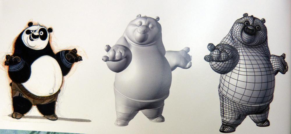 [Livre] Le Making of de Kung Fu Panda P1030619_zps07c72e05