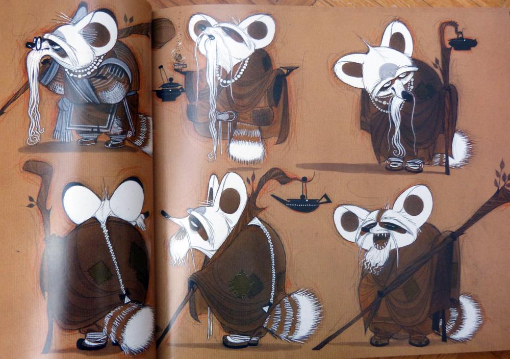 [Livre] Le Making of de Kung Fu Panda P1030621_zpsd7d6bf43