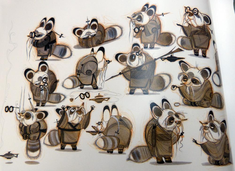[Livre] Le Making of de Kung Fu Panda P1030623_zps6cb17084