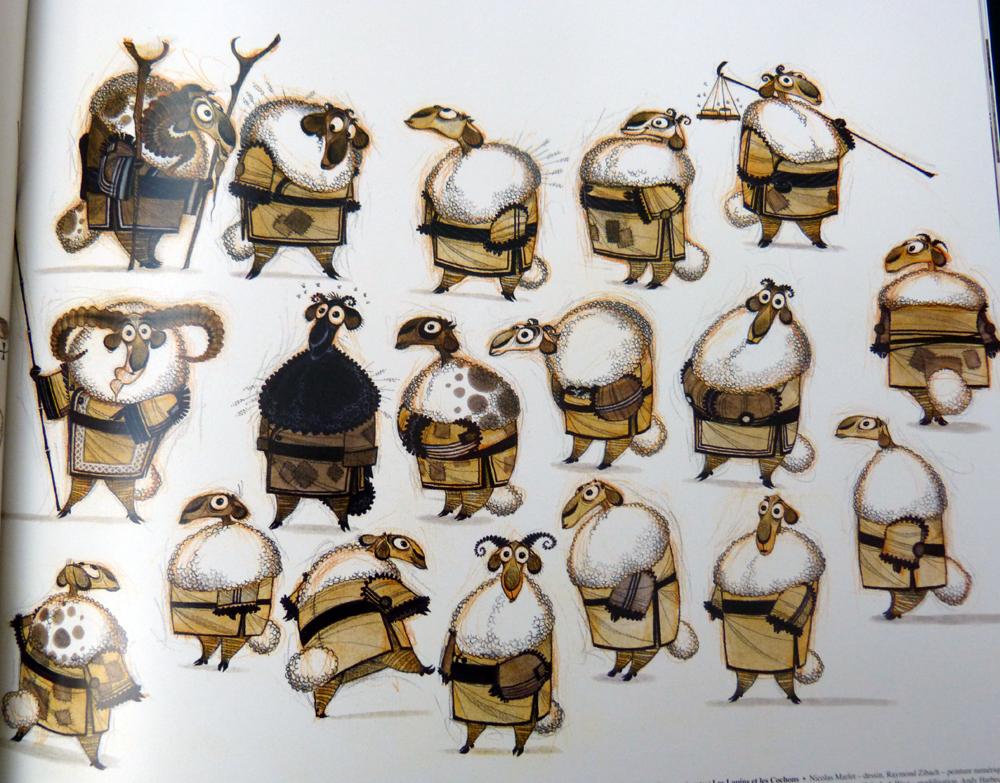 [Livre] Le Making of de Kung Fu Panda P1030628_zps982a80ee