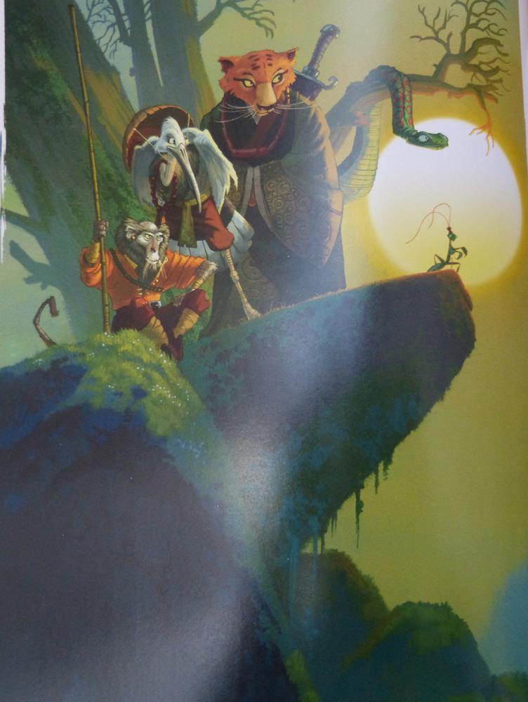 [Livre] Le Making of de Kung Fu Panda P1030630_zps51dc1a4d