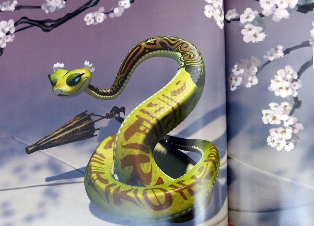 [Livre] Le Making of de Kung Fu Panda P1030646_zpsbb0c1263