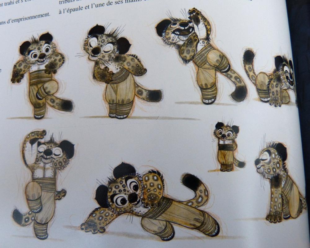 [Livre] Le Making of de Kung Fu Panda P1030651_zpse9e31449