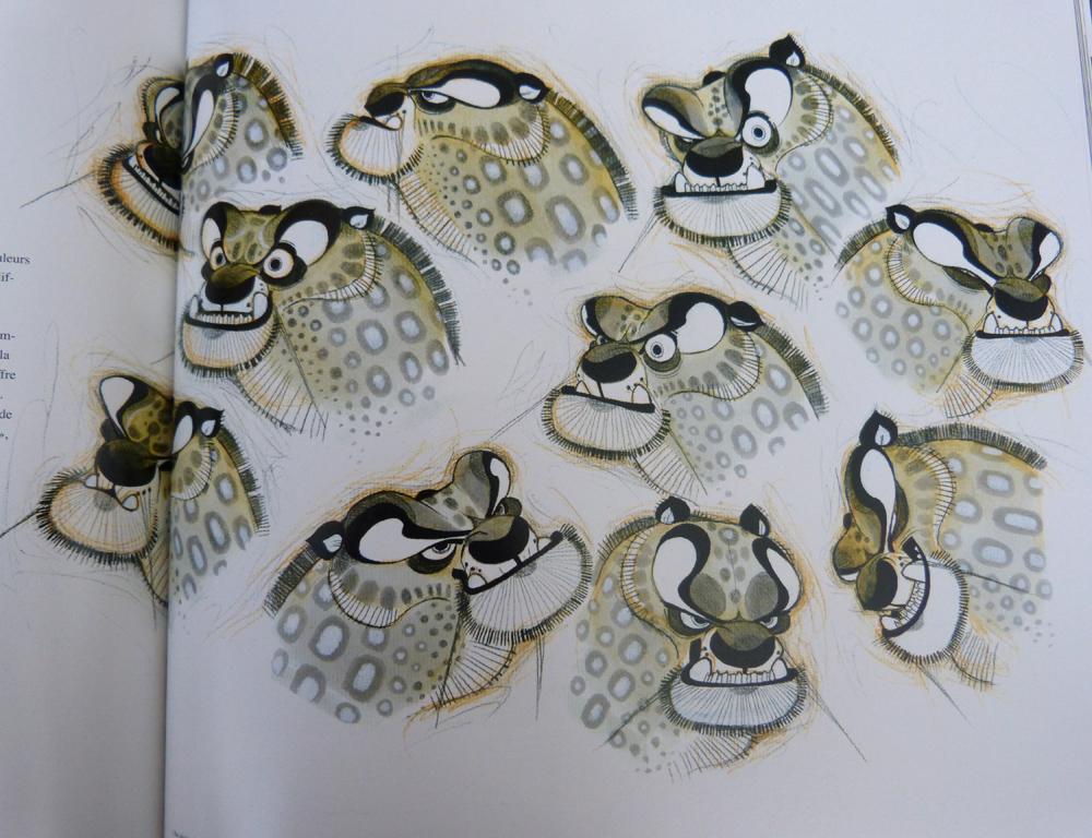 [Livre] Le Making of de Kung Fu Panda P1030652_zpscaaaafae