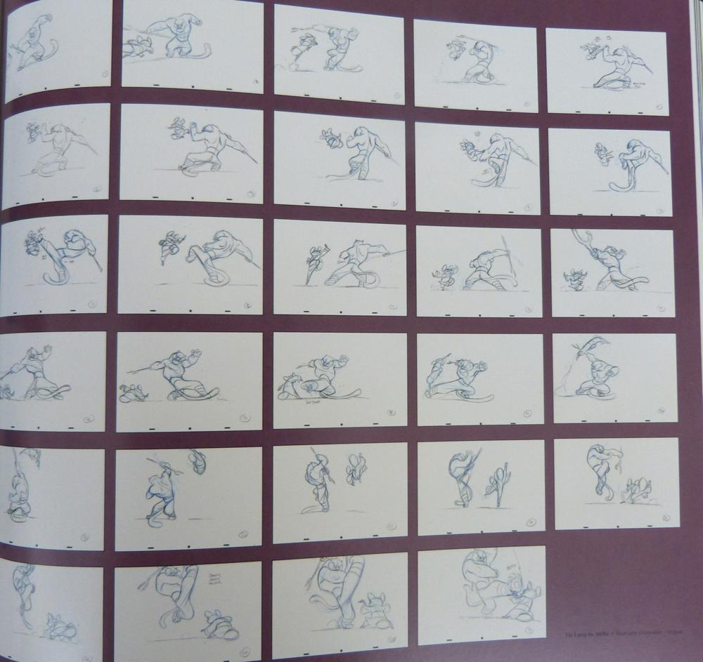 [Livre] Le Making of de Kung Fu Panda P1030654_zps7f7a35a2