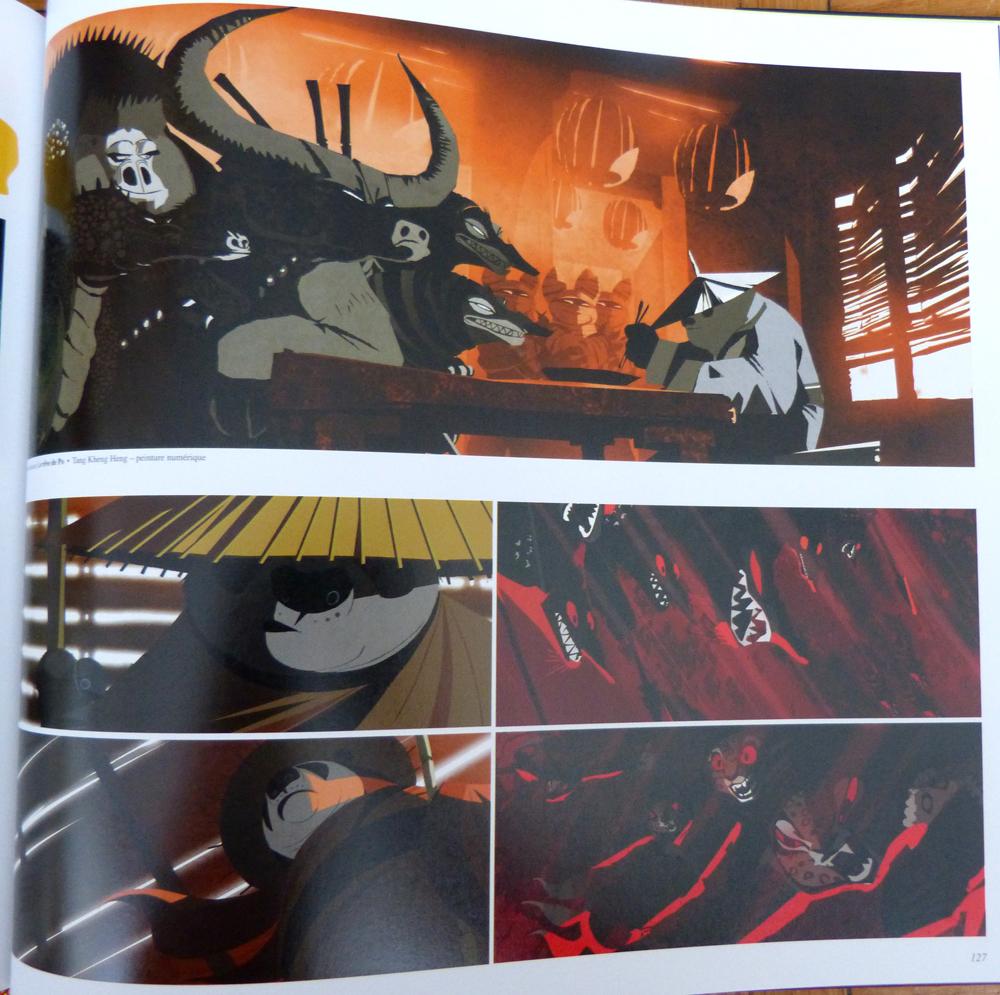 [Livre] Le Making of de Kung Fu Panda P1030668_zps3cde357d
