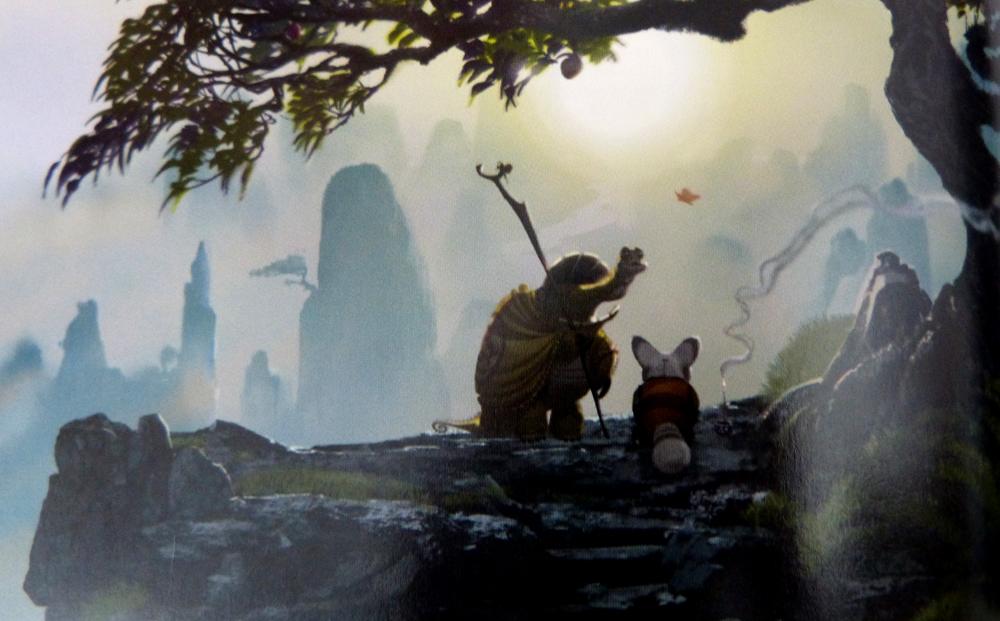 [Livre] Le Making of de Kung Fu Panda P1030676_zps8510d06e